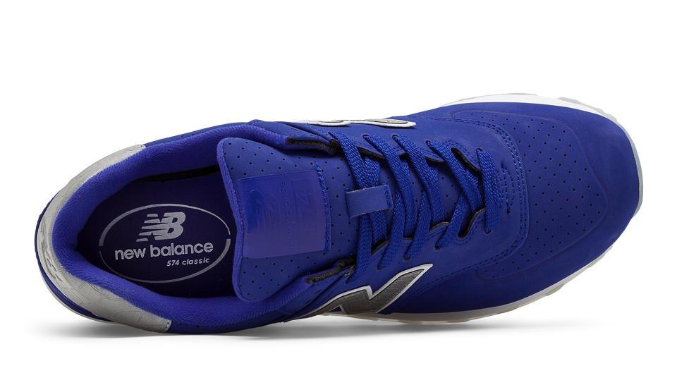 hot sale online 6d0e9 53877 Zapatillas Moda Hombre New Balance 574 Luxe Rep Urbanas