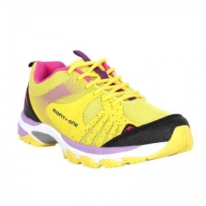 Zapatillas Montagne Kibo Mujer Yellow Running -   4.399 3f1321c7d800