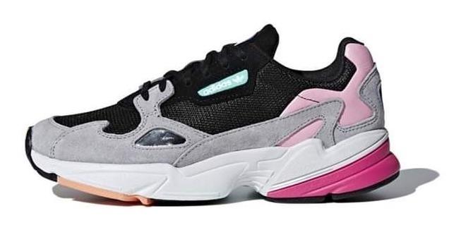 Mujer Zapatillas Ahora Adidas Falcon Envío GratisOferta rBoWdCxe