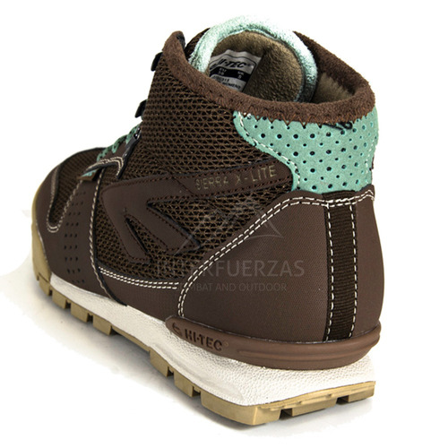 zapatillas mujer botas hi-tec trekking sierra lite original