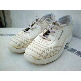 Zapatillas Mujer De Cuero.talle 39