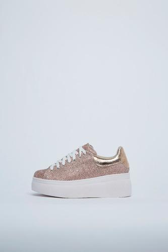 zapatillas mujer fiesta glitter