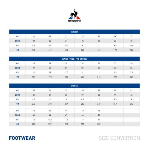 zapatillas mujer  le coq sportif bolivar nylon -1-5169-l