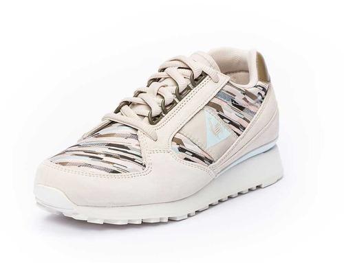 zapatillas mujer  le coq sportif eclat w dynamic jacquard -1
