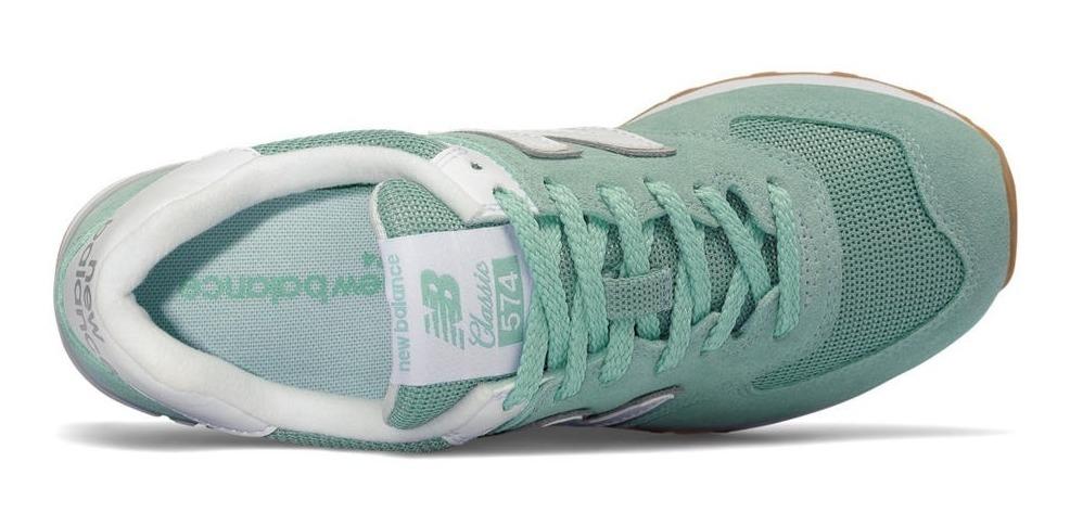 Zapatillas Mujer New Balance 574 Classic Urbanas Moda