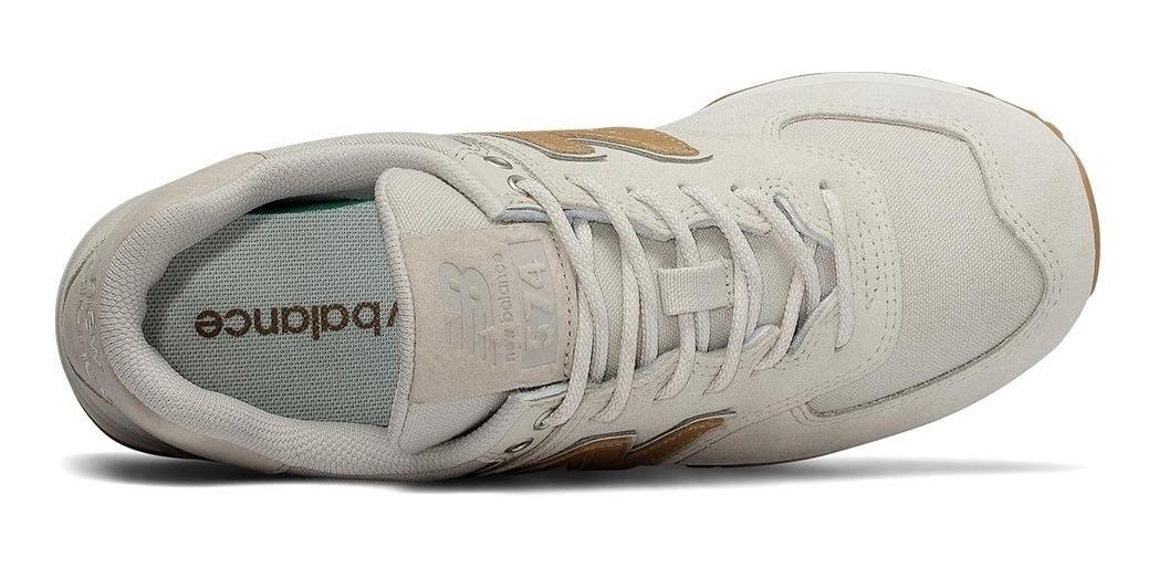 zapatillas mujer new balance beige