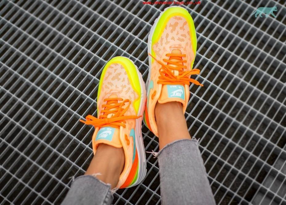 quality design b652e 94487 Cargando zoom... mujer nike zapatillas. Cargando zoom... zapatillas mujer nike  air max 1 ns wmsn peach cream eur 38