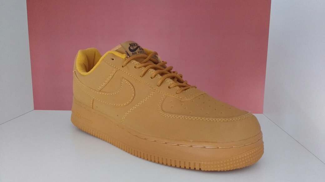 0ca8fc81494a7 zapatillas mujer nike air force one low brown. Cargando zoom.