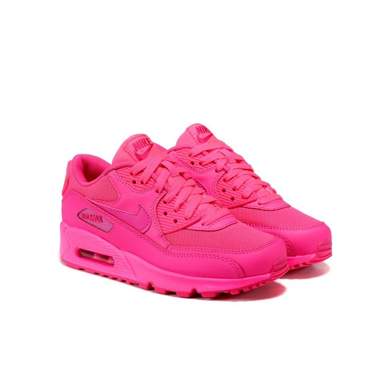 fbbdab44da0c4 Zapatillas Mujer Nike Air Max 90 Fucsia   Sneakerbox -   64.990 en ...