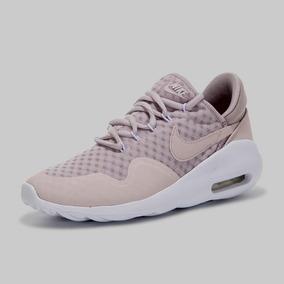 zapatillas mujer air max rosas