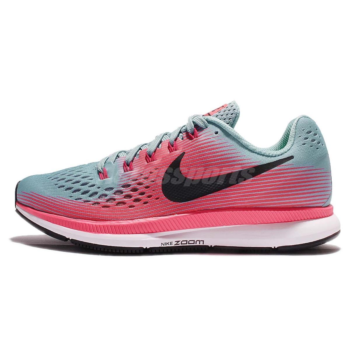 92ab3301acf89 Zapatillas Mujer Nike Air Zoom Pegasus 34 Coral Running -   2.699