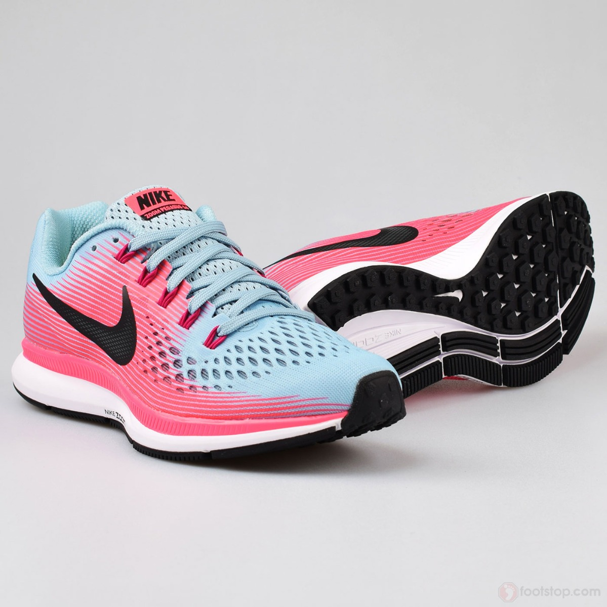 competitive price 26f3c 868ac zapatillas mujer nike air zoom pegasus 34 coral running. Cargando zoom.