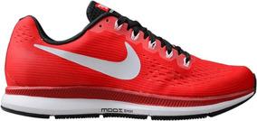 zapatillas mujer nike rojas