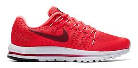 zapatillas de mujer rojas nike