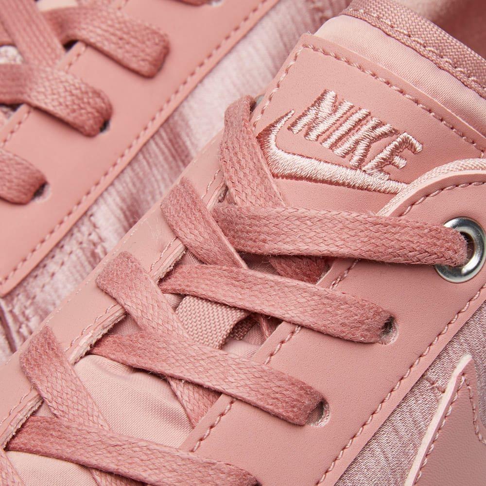 zapatillas mujer rosas nike