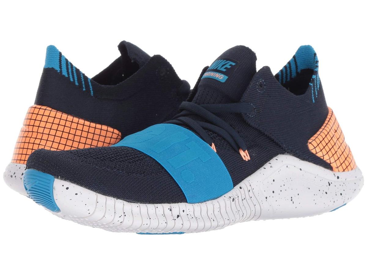 huge selection of a9a4a 4b134 Zapatillas Mujer Nike Free Tr Flyknit 3 Neo - S/ 499,00 en Mercado Libre