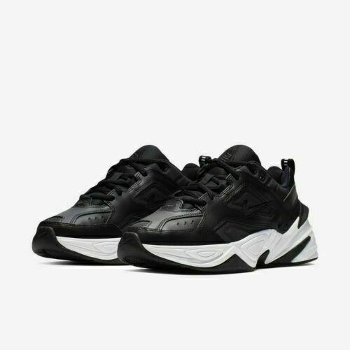 estimular escena identificación  Zapatillas Mujer Nike M2k Tekno Negras / Blancas Bq3378 002 - S/ 479,00 en  Mercado Libre