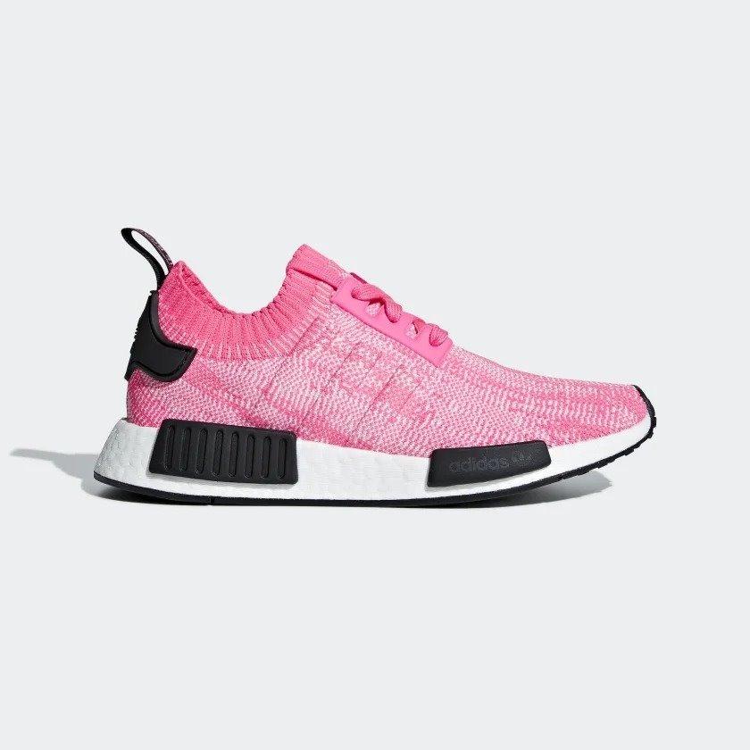 adidas rosa mujer zapatillas