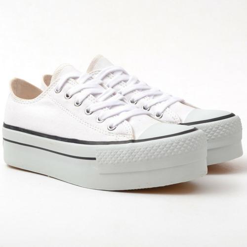 zapatillas mujer plataforma