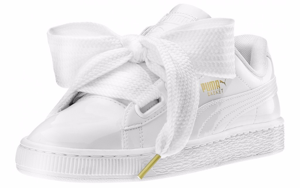 zapatillas mujer puma blancas