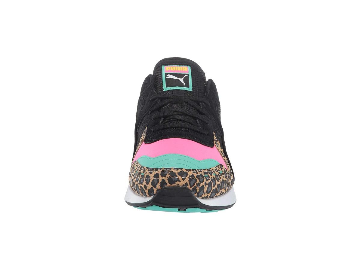 6778fcfbd053 Zapatillas Mujer Puma Rs-100 Party Cheetah - S/ 389,00 en Mercado Libre