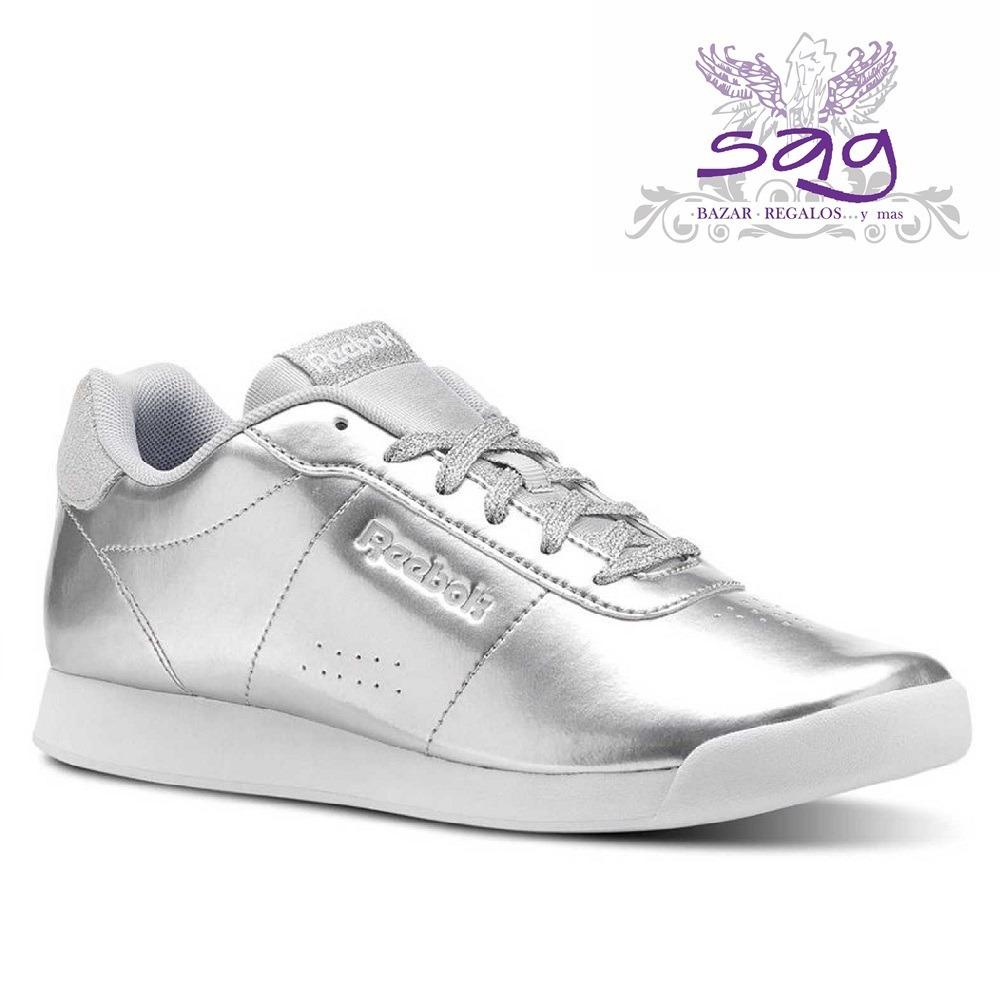 923c20c3 Zapatillas Mujer Reebok Royal Charm Cn4286 - Plateado - S/ 179,00 en ...