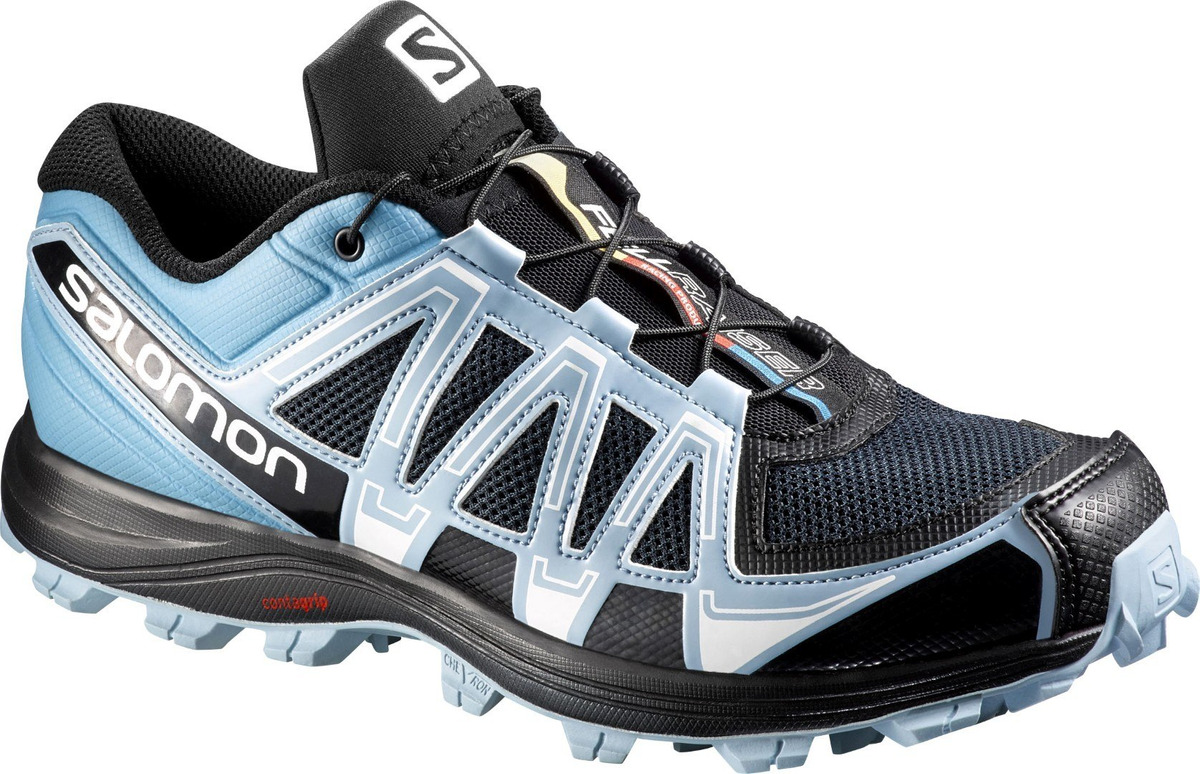 f76ff5f7 Zapatillas Mujer Salomon - Fellraiser - Trail Running