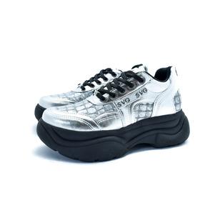 Zapatillas Mujer Savage Plataforma Urbanas Moda Tr 11 Cira