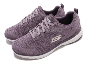 más popular incomparable super especiales Zapatillas Mujer Skechers Flex Appeal 3.0 Plum