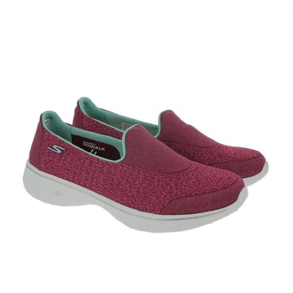 5746eb1b176 Zapatillas Mujer Skechers Go Walk 4 Nueva !! Caminar Envios ...
