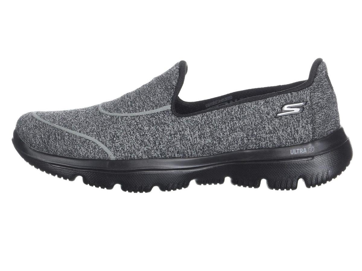 8228176887b9e zapatillas mujer skechers go walk evolution ultra dedicate 1. Cargando zoom.