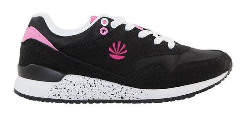 zapatillas mujer urbana sport tenis running kioshi boston