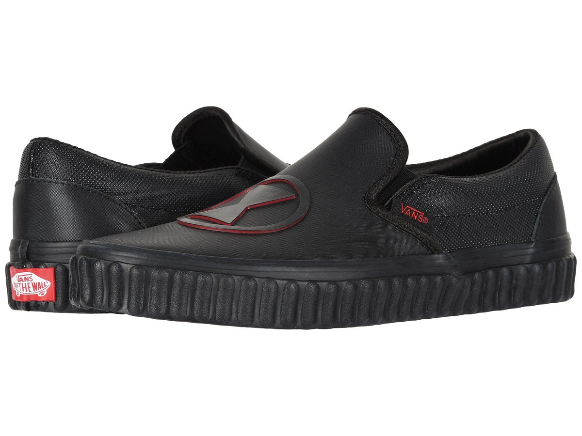1ec536be4 zapatillas mujer vans classic slip-on x marvel collab. Cargando zoom.