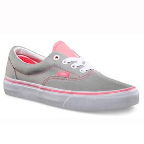 zapatillas vans mujeres rosa