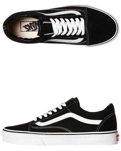 Zapatillas Mujer Vans Old Skool Clásicas Urbanas -   1.590 da882ed8526