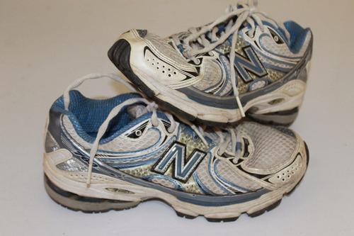 zapatillas n balance segundas talla 37,5 para dama
