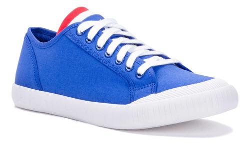 zapatillas nationale azul unisex le coq sportif