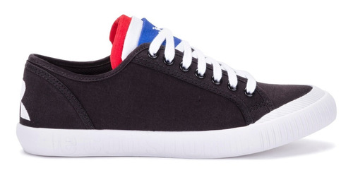 zapatillas nationale negro unisex le coq sportif original