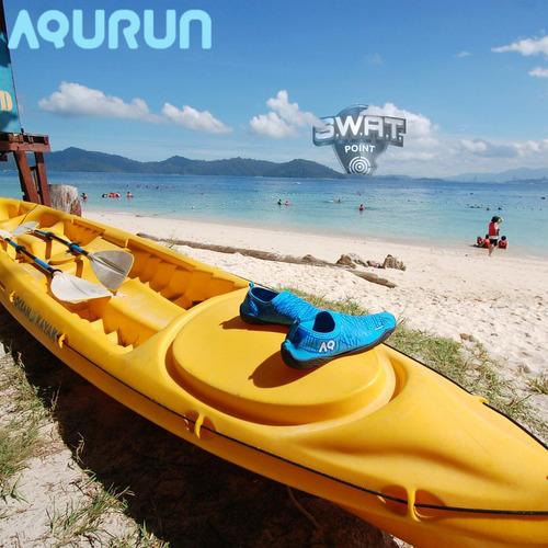 zapatillas nauticas neoprene aqurun kayak antideslizante