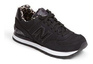 new balance negra zapatillas mujer