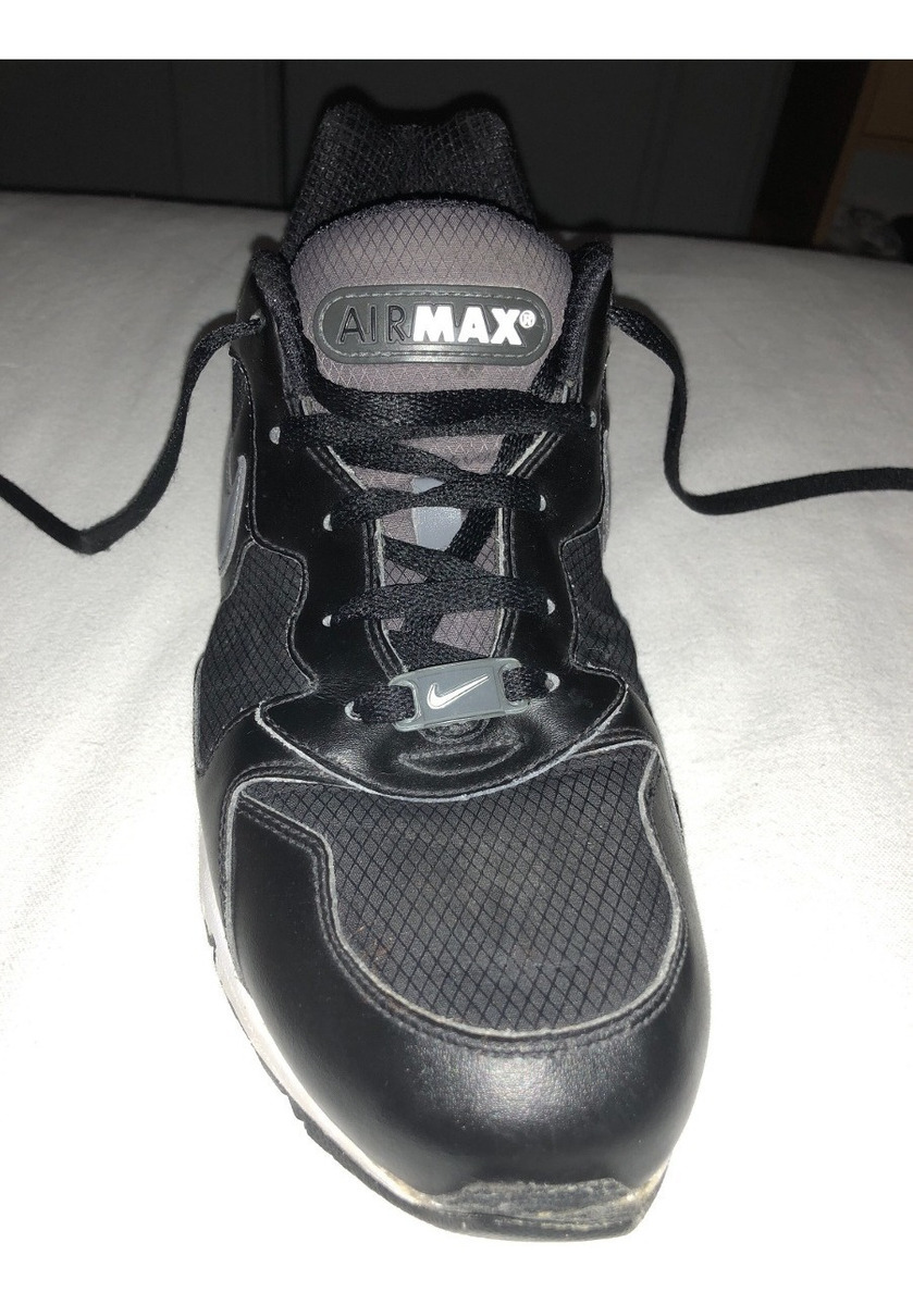 zapatillas negras air max