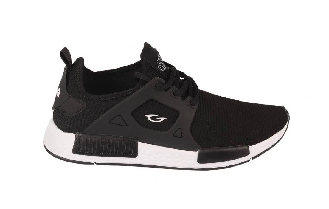 liquidación de venta caliente online para la venta ofrecer descuentos Zapatillas Negras Running Hombre Gaelle