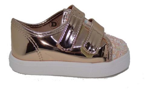 zapatillas nena puntera glitter dreams calzado caballito mlk