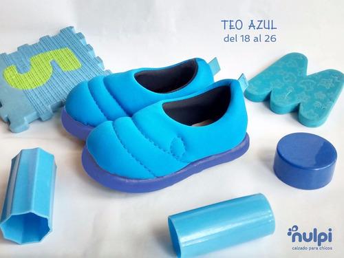 zapatillas nenes para agua
