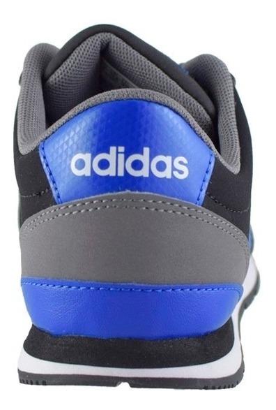 descuento adidas niños v jog azul adidas neo zapatos