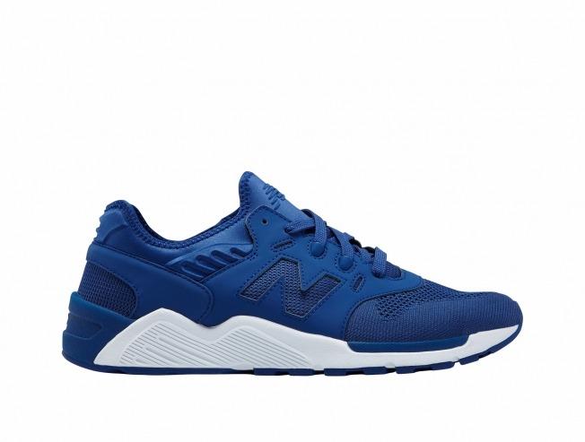 zapatillas new balance hombre azul