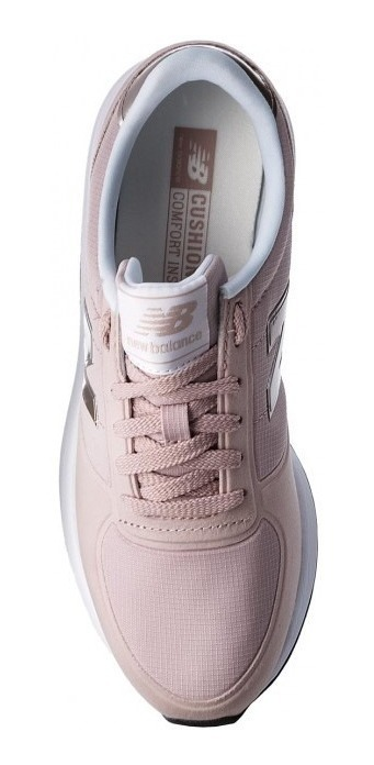 new balance mujer beige rosa