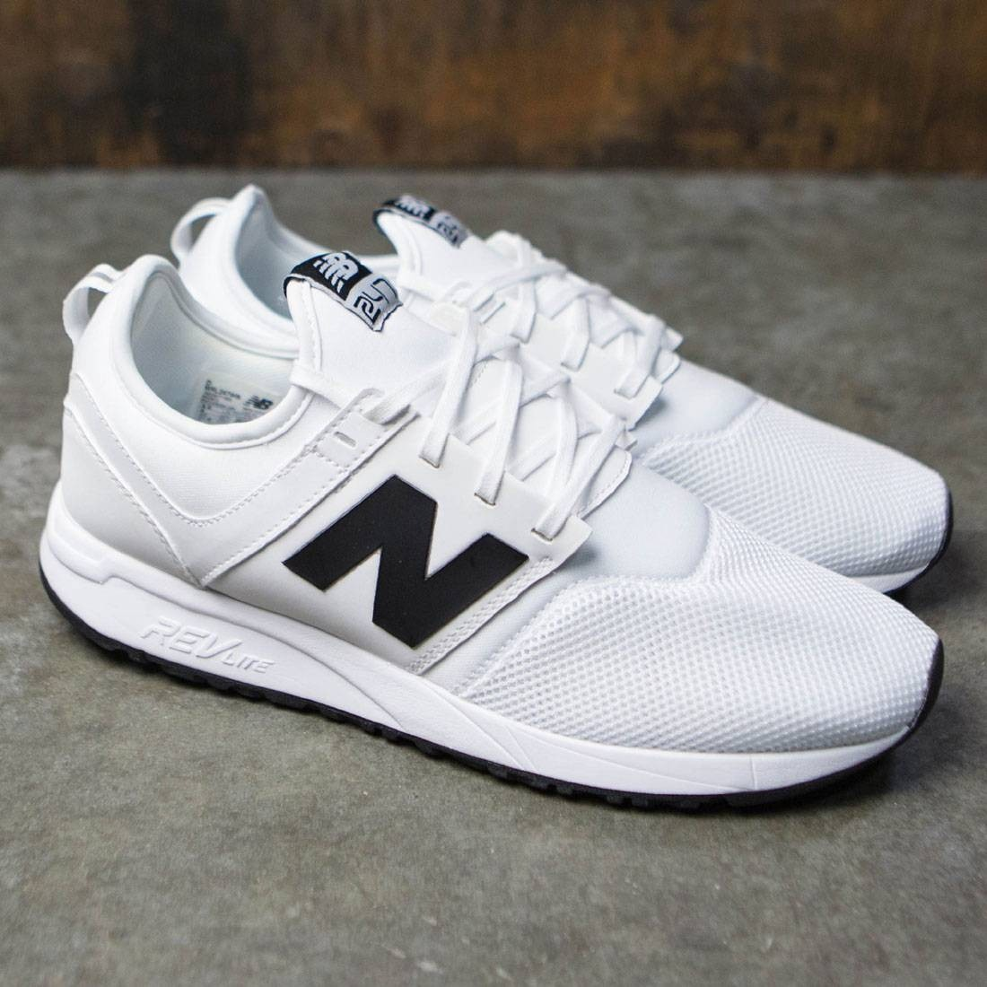 new balance zapatillas blancas
