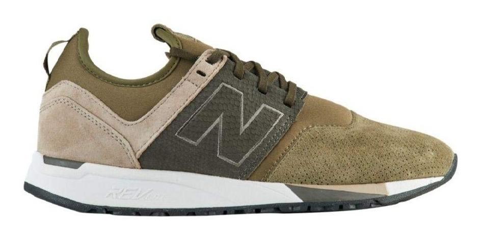 zapatillas new balance hombre marrones