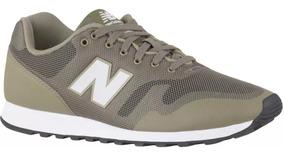 Zapatillas New Balance 373 Hombre - Verde